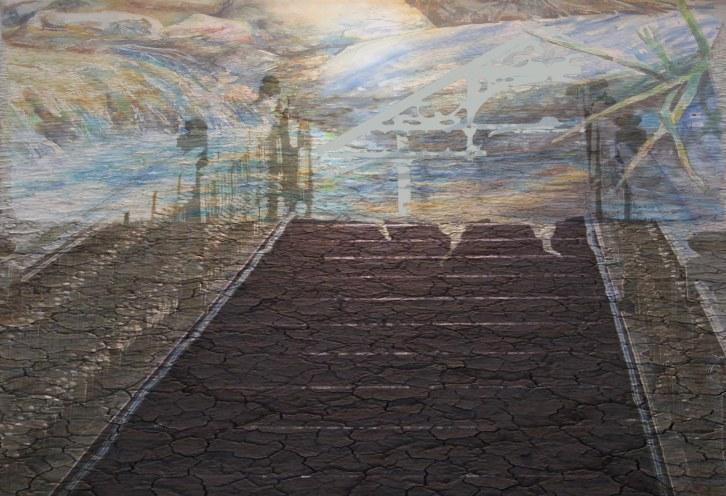 steps to dryness 13 X 19